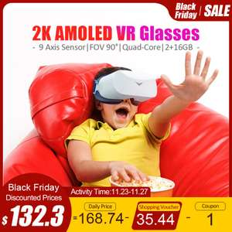 Okulary do VR od Blitzwolf @Aliexpress