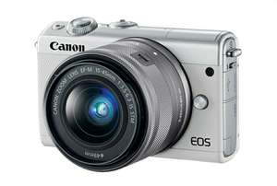 Aparat cyfrowy Canon EOS M100