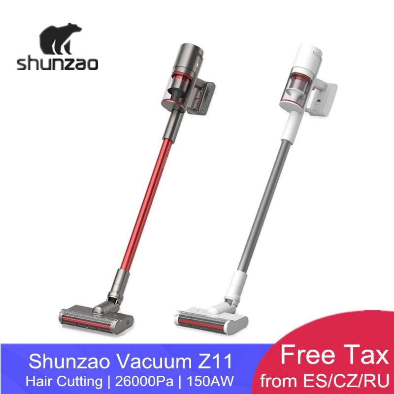 Odkurzacz pionowy XIAOMI Shunzao Z11 Pro 26000Pa 150AW