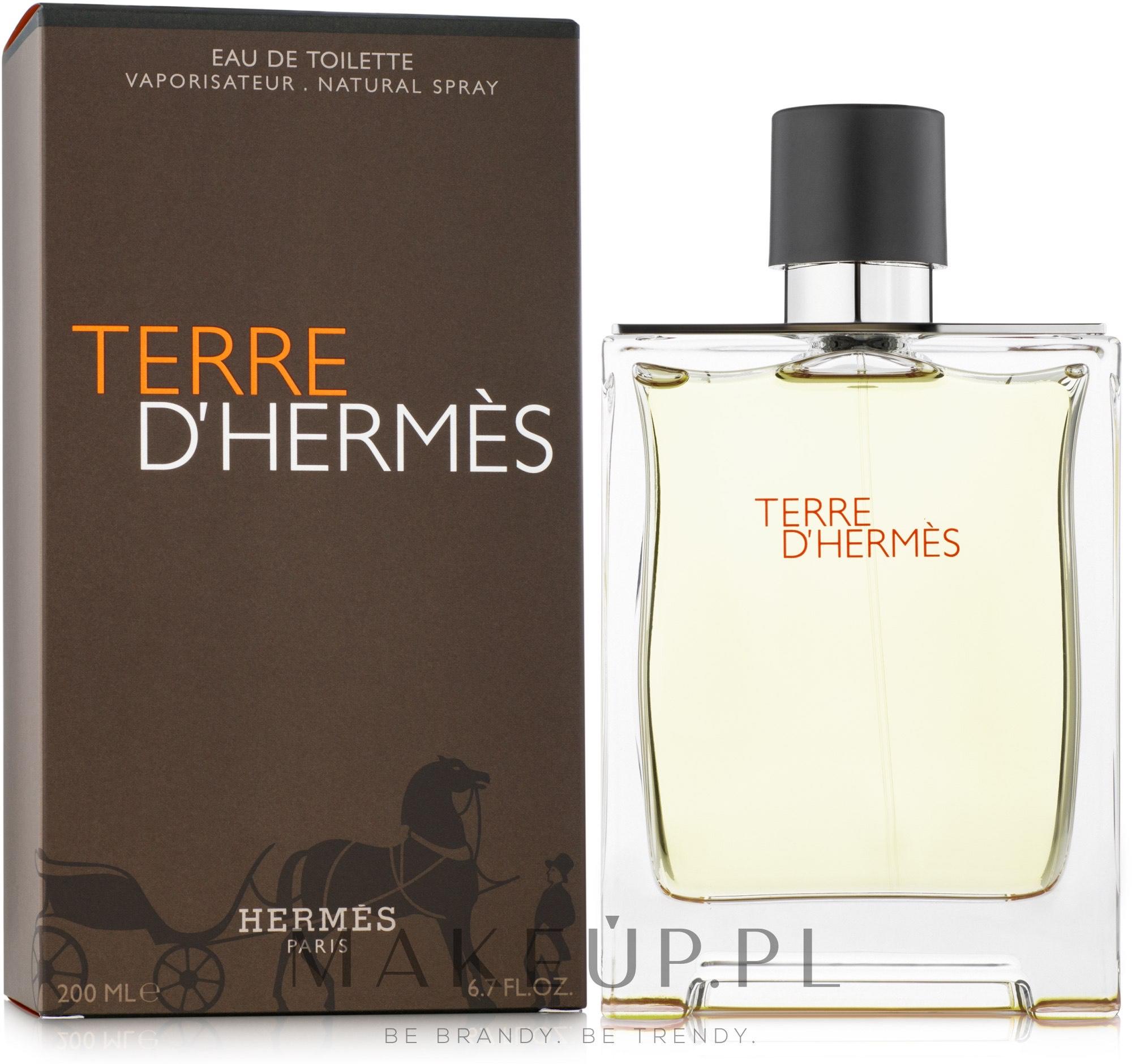 Hermes Terre D'Hermes Woda Toaletowa 100ml