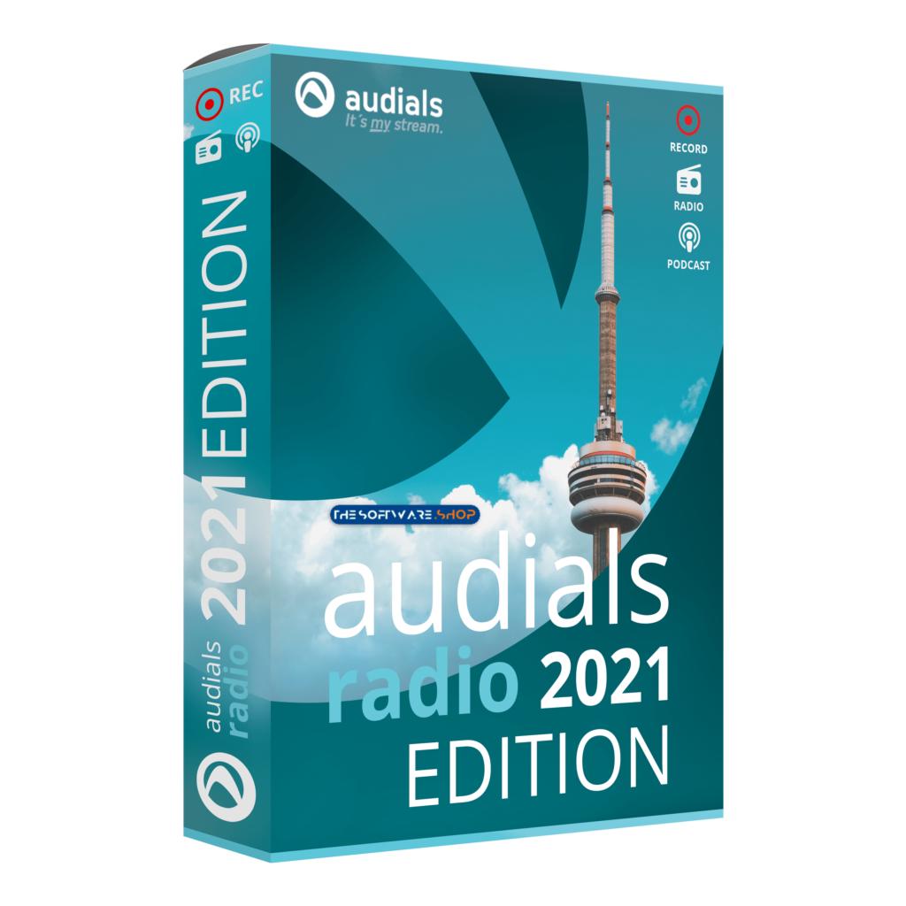 Audials Radio 2021 Edition giveaway ( w prezencie)