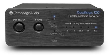 Cambridge Audio Dac Magic 100 - Przetwornik cyfrowo-analogowy w super cenie BLACK FRIDAY