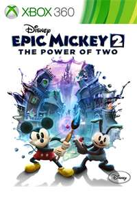 Disney Epic Mickey 2: The Power of Two (Xbox One & Series X|S)