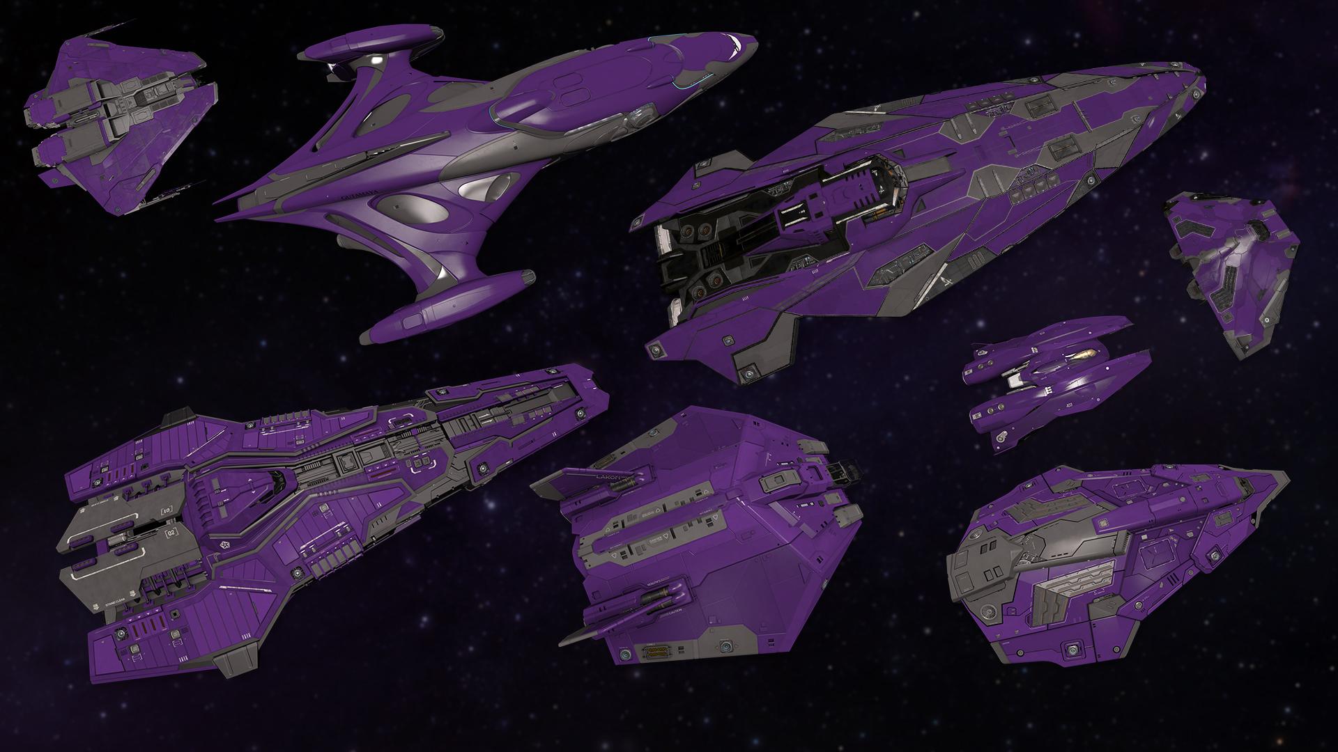 Twitch - darmowe skórki, i kolory laserów i silników w Elite Dangerous