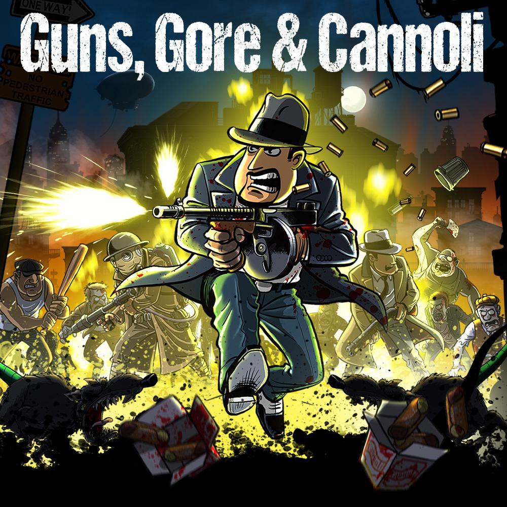 Promocje w Nintendo eShop – Guns, Gore and Cannoli oraz Mutant Year Zero: Road to Eden Deluxe Edition @ Switch