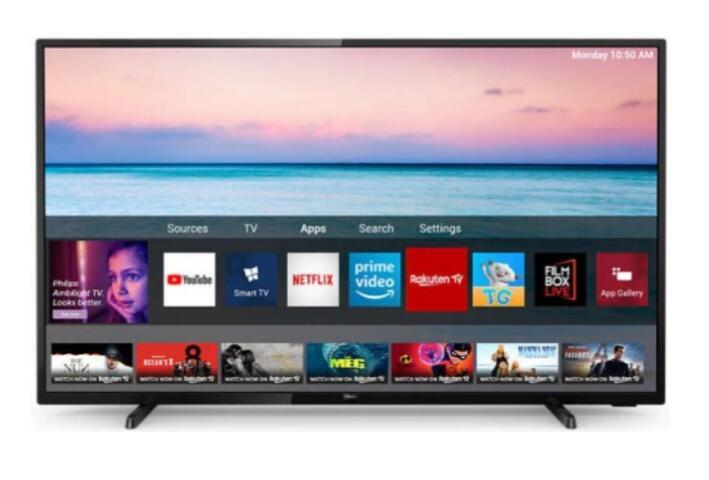 Telewizor Philips 65PUS6504/12   65 cali LED 4K HDR Smart TV
