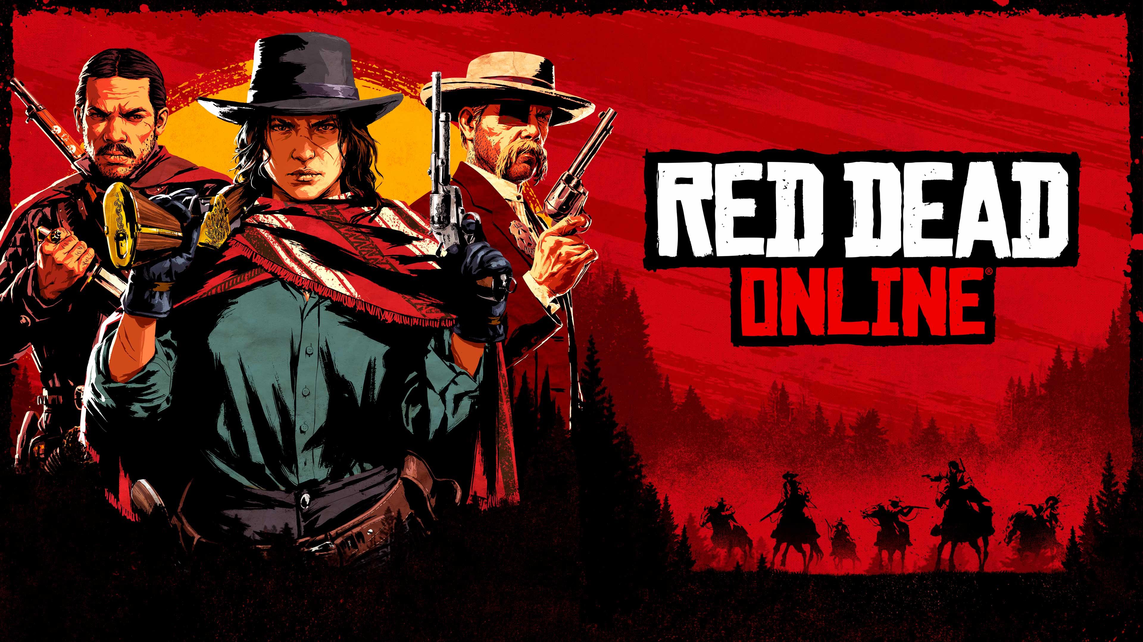 Red Dead Online jako samodzielna gra PC/XBOX/PS