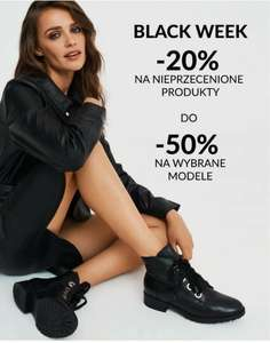 Ryłko Black Week -20% Okazja