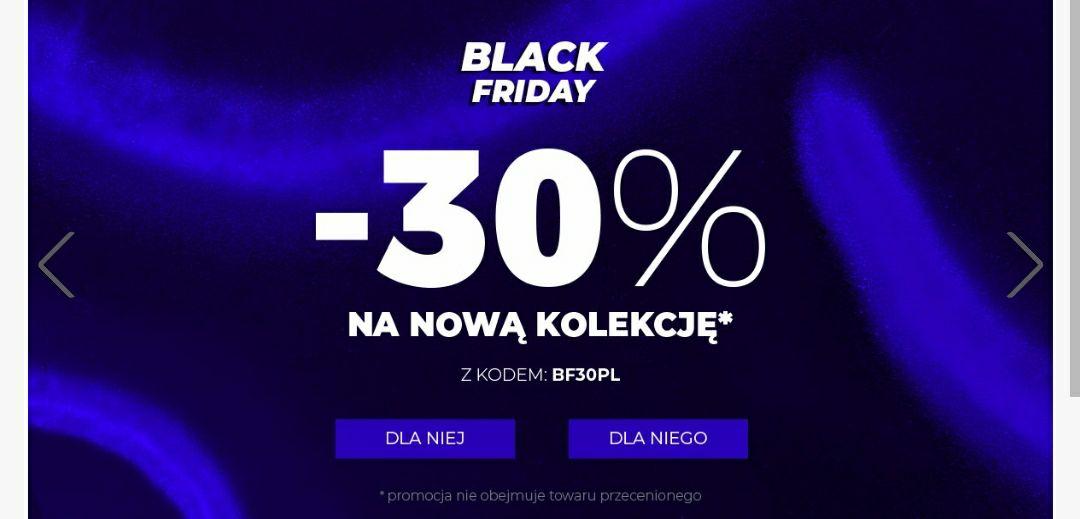 -30% na nową kolekcję House