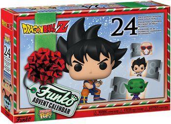 Kalendarz adwentowy Funko Dragon Ball Z -57%
