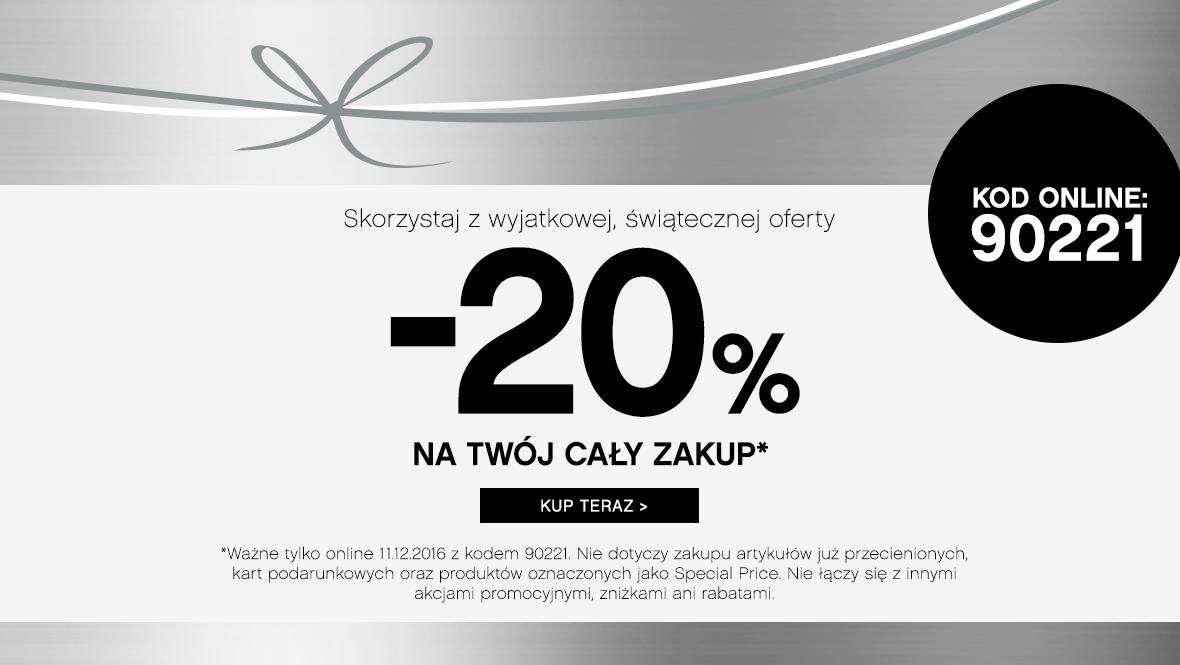 20% na cały zakup w orsay online tylko dziś @ Orsay