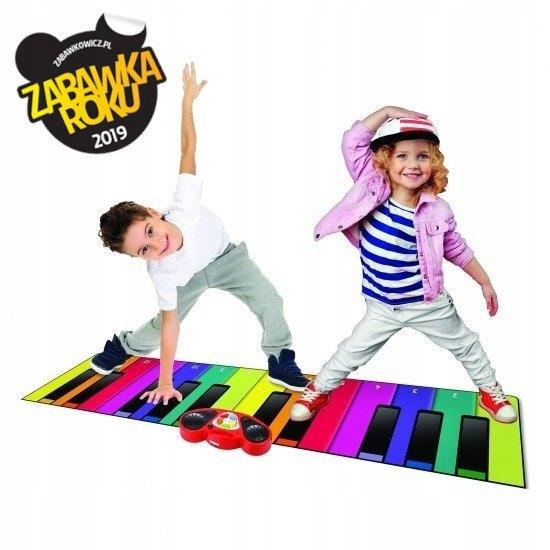 Mata muzyczna do nauki gry dla dzieci