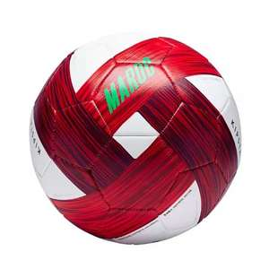 Decathlon, Piłka do piłki nożnej Maroko rozmiar 5 -