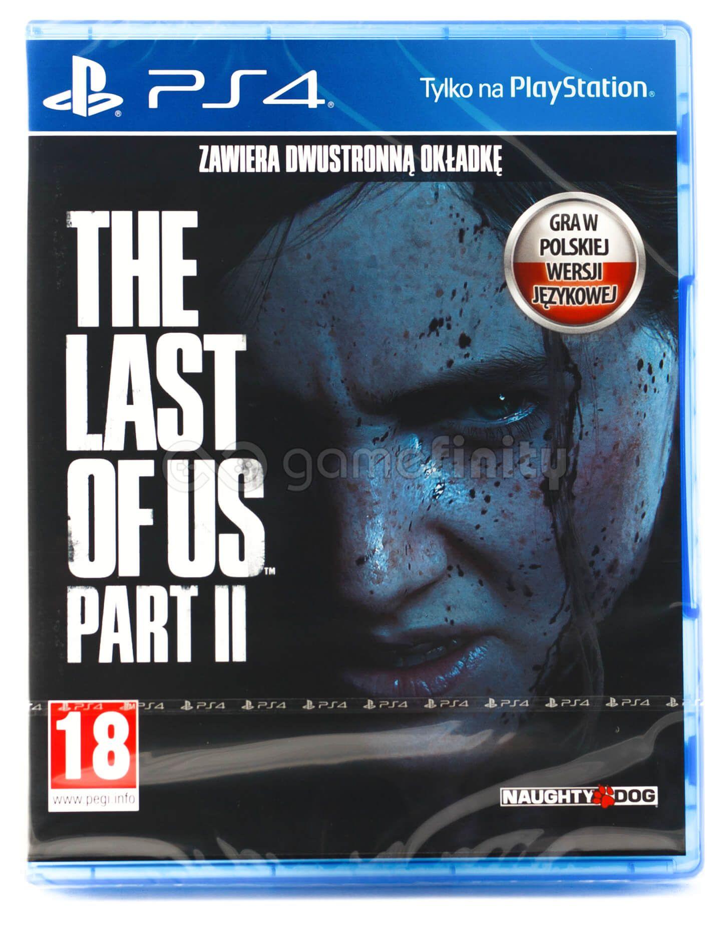 The Last of Us 2, polska wersja.