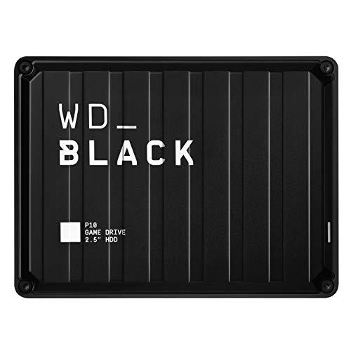 Western Digital WD_BLACK 5 TB P10 Game Drive 104,51€