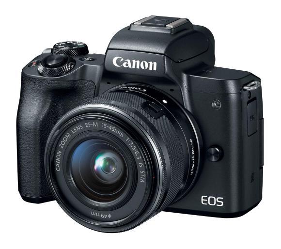 Canon Eos M50+15-45+ torba i karta za 1999pln
