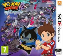 Gra YO-KAI WATCH 2: Psychic Specters na Nintendo 3DS