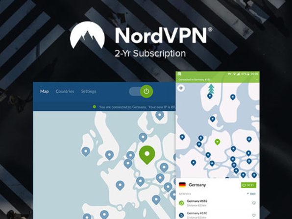 Nord VPN - 2 lata