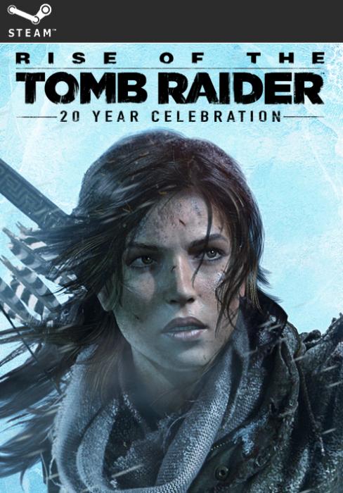 Rise of the Tomb Raider: 20 Year Celebration za 3,99£ @square enix store