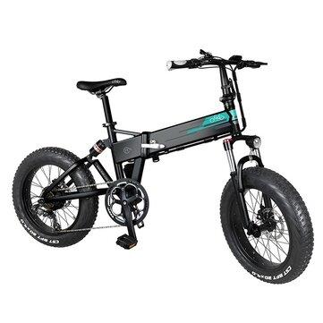 Fido M1 Pro - rower elektryczny, 40km/h, 130km zasięgu wysyłka z Europy @ banggood