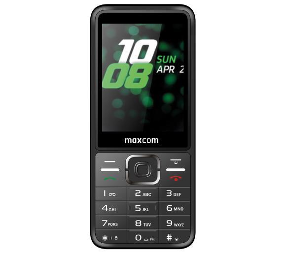 Telefon komórkowy Maxcom Classic MM244 @ RTV Euro AGD