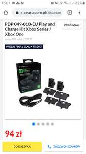 Play and Charge Kit Xbox Series / Xbox One