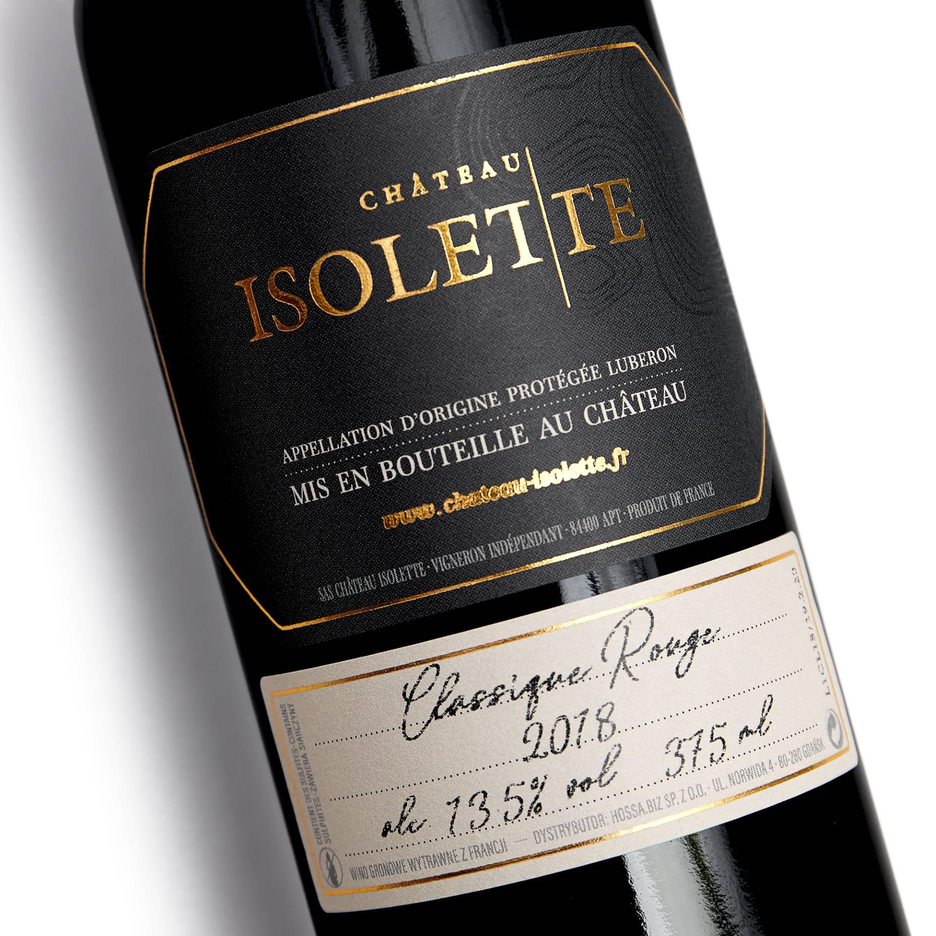 Teraz wszystkie wina Isolette taniej
