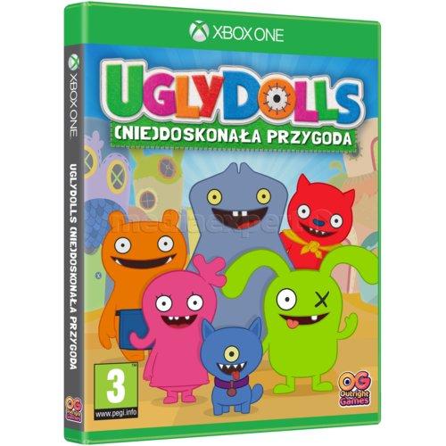 Mediaexpert UglyDolls: (Nie) doskonała Przygoda Gra na konsole XBOX ONE.