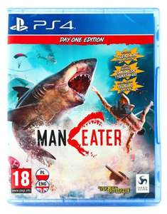 Maneater: Day One Edition PS4 PL