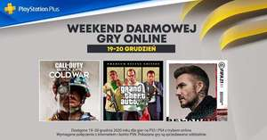 Darmowy weekend multiplayer PlayStation Plus na PS4 i PS5 od 19 do 20 grudnia