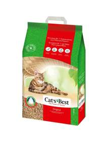 Cat's best żwirek dla kota 40l Black week