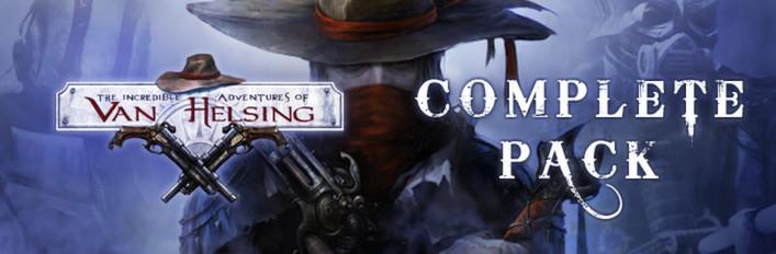 [Steam] Van Helsing I & II & III complete pack or Final Cut