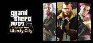 Grand Theft Auto IV: The Complete Edition @steam