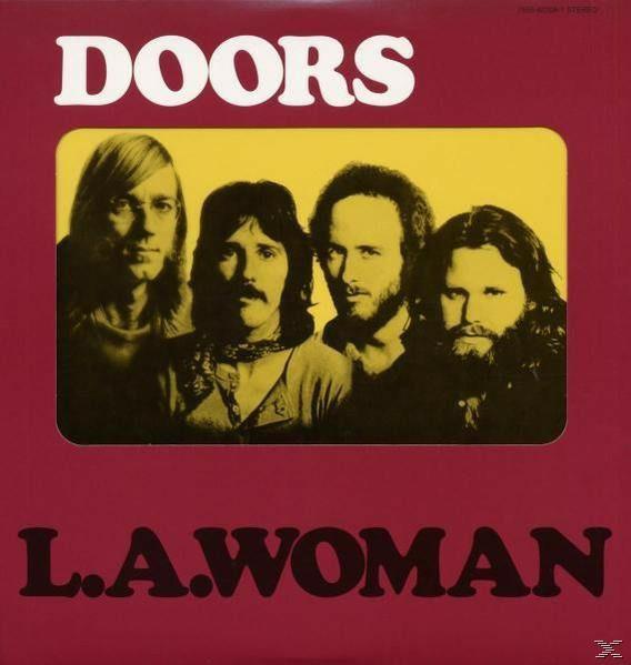 L.A.Woman The Doors winyl, dostawa smart i odbiór os. 0zł