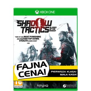 Wyprzedaż gier 14,99 zł XBOX ONE w MM np: Shadow Tactics: Blades of Shogun