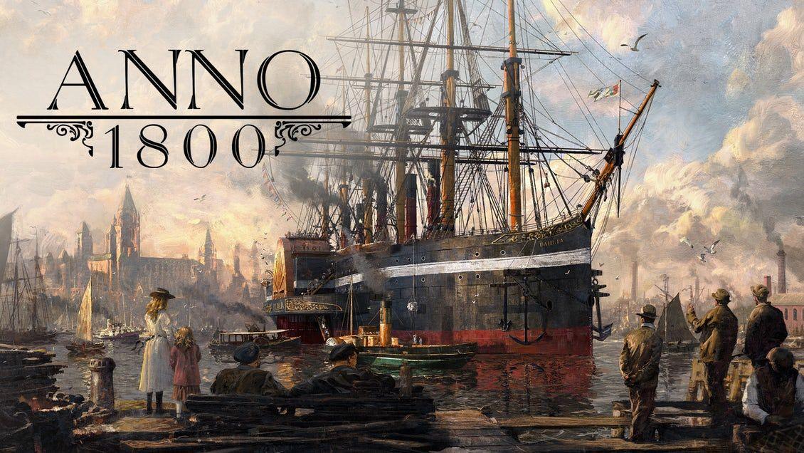 Anno 1800 - Standard Edition + losowa darmowa gra @Fanatical (13,19 €)