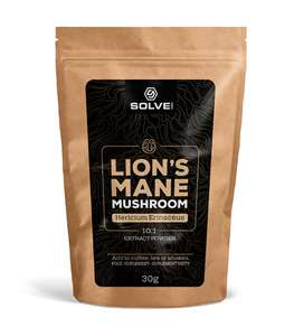 Lion's Mane i inne grzybowe suplementy 25% taniej na Black Week