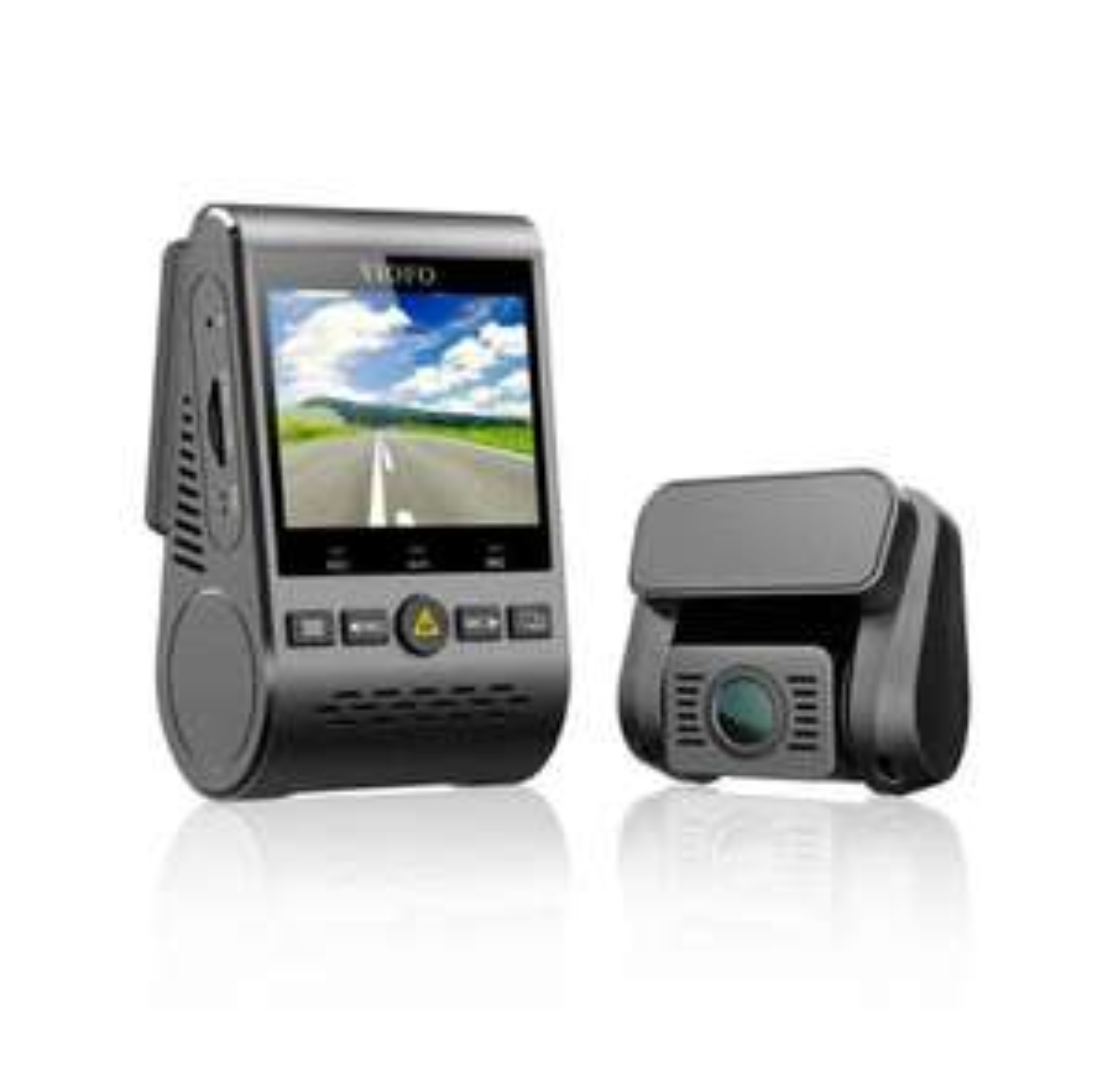 Viofo A-129-DG kamera samochodowa przód + tył z GPS Wi-Fi Full HD @Banggood