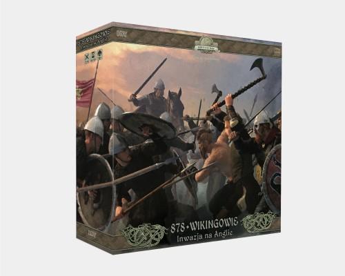 878 Wikingowie Inwazja na Anglię od Ogrygames