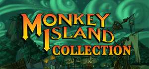 Monkey Island Collection Bundle (Steam)