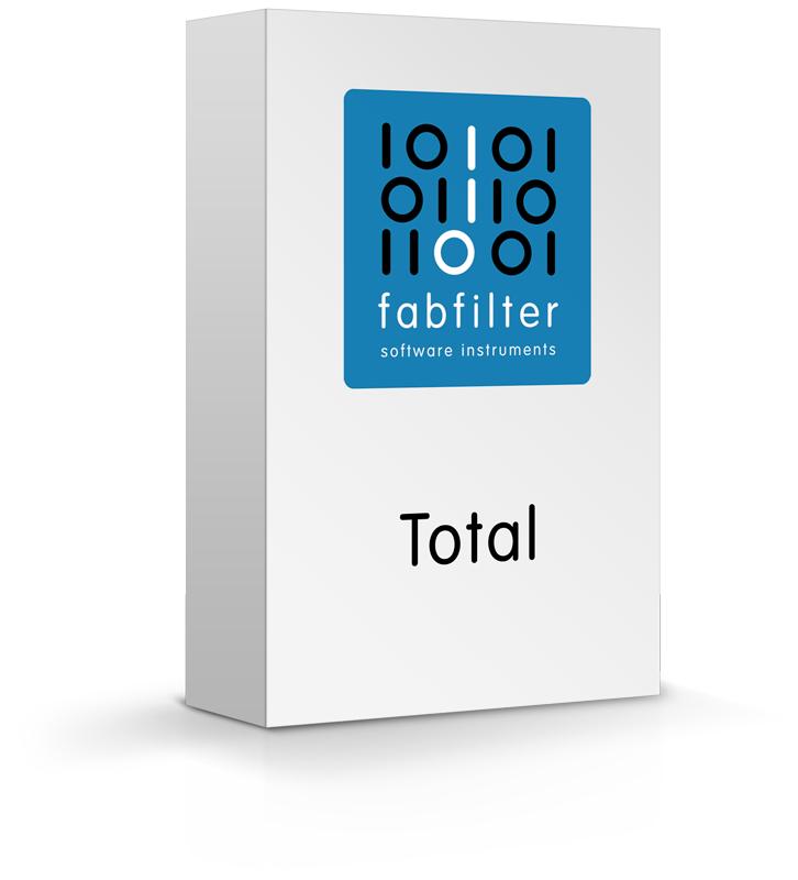 FabFilter - 25% zniżki na wszystkie wtyczki