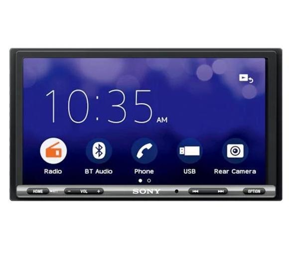 SONY XAV-3500 radio samochodowe 2DIN WebLink MP3 @ RTV Euro AGD