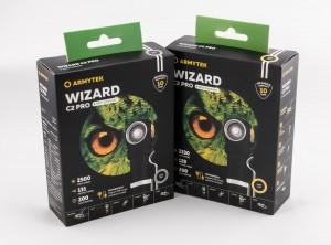 Promocja na nowe czołówki Armytek Wizard C2 Pro