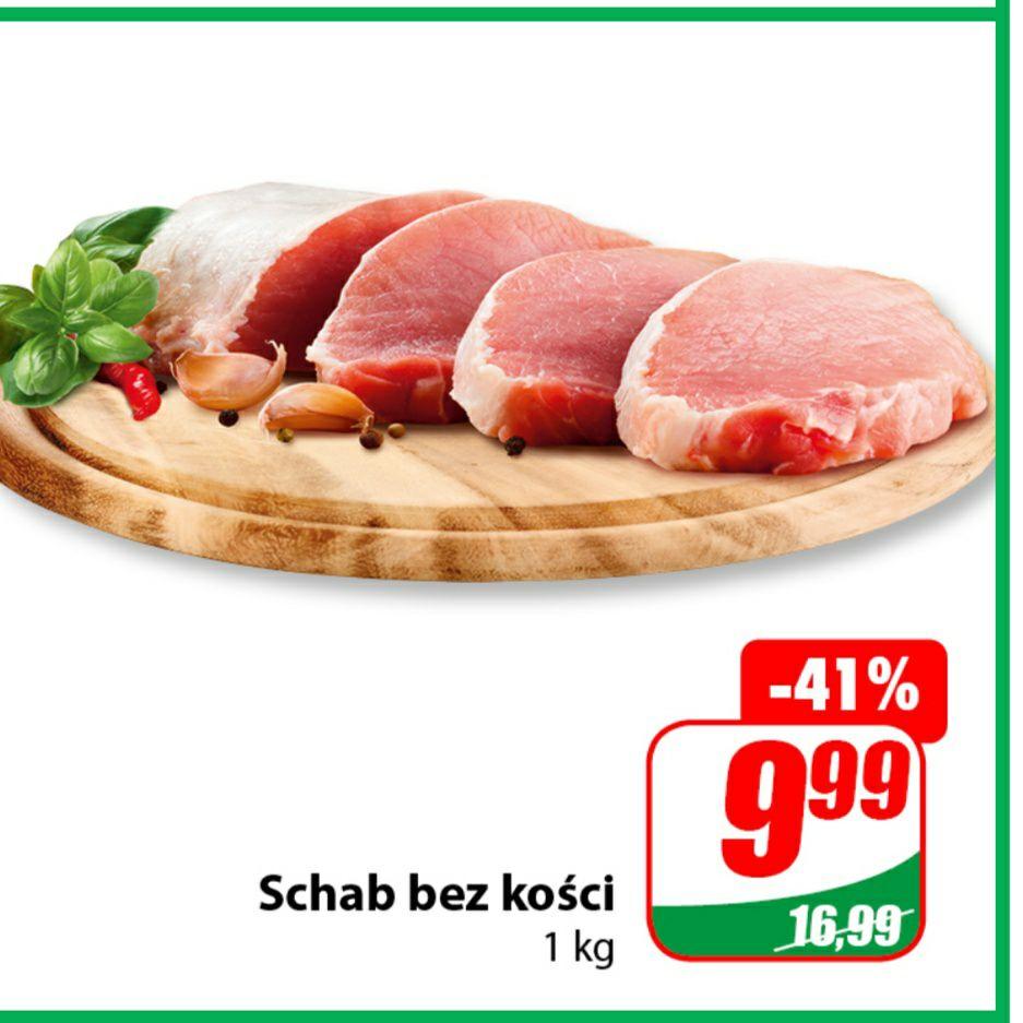 Schab, szynka, łopatka bez kości - 1kg DINO