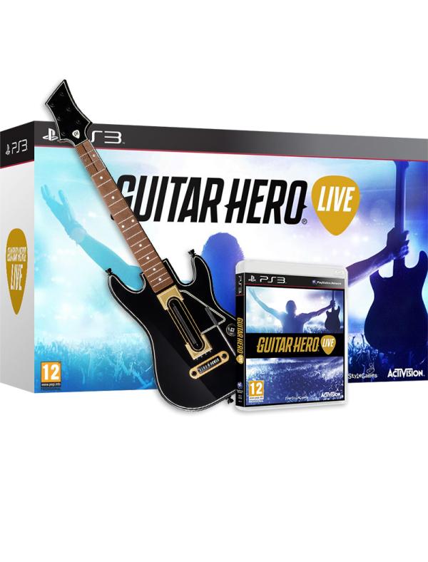 Guitar Hero Live za 99,90zł (PS3 i X360) @ wirtus
