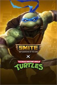 Bilet startowy SMITE x TMNT za darmo @ Xbox One