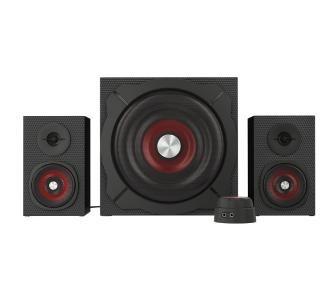 Hot Deal! Zestaw głośników 2.1 60W Genesis Helium 600, Euro RTV AGD oraz Media Expert