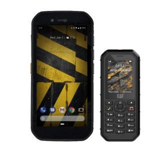 CAT S42 + telefon B26 za 1299 zł