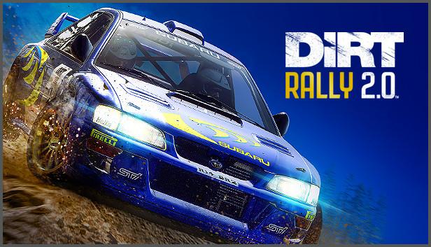 DiRT Rally 2.0 Steam