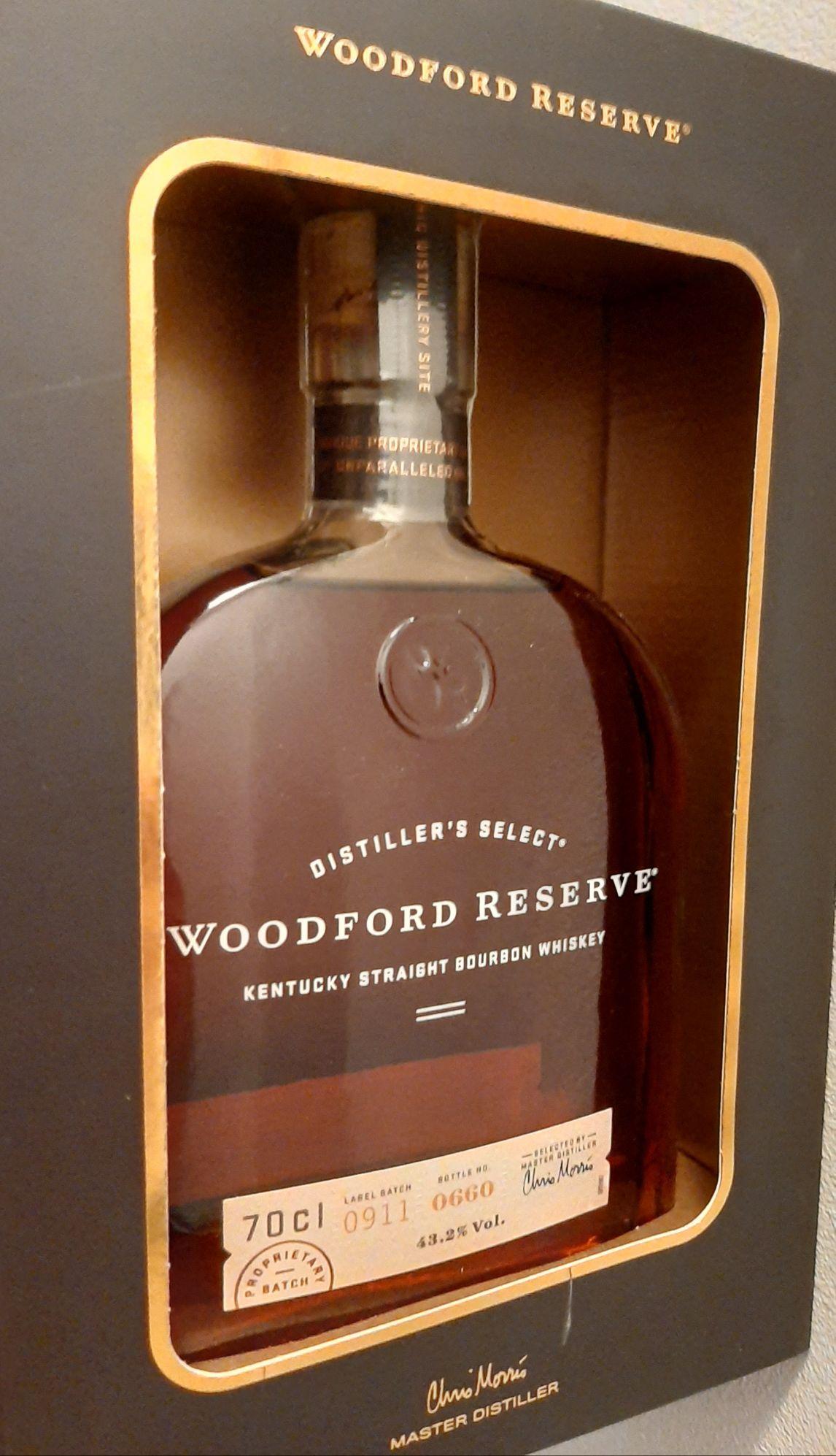 Woodford Reserve 0,7l (whisky, whiskey, bourbon) - Lidl